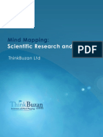 Mind Mapping Evidence Report