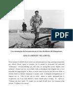 Las estrategias de la memoria en el cine disidente del franquismo