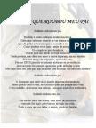 SOLDADO QUE ROUBOU MEU PAI (with translation in english)