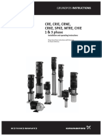 Grundfos Cre Crie Crne Chie Oandm