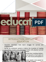 Chapter 20 - Education