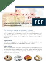 Hospital Administration System