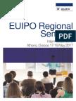 Draft Agenda Regional Seminar Athens