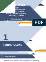 PPT Case Demensia