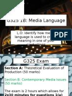 L1 Media Language