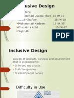 Group 7.Inclusive Design_Design for All