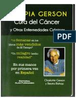 1-LI-Terapia Gerson, Cura Del Cáncer