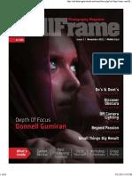 FullFrame Photo Magazine_Vol1_ Issue 1