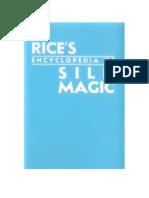 268609877 Rice s Encyclopedia of Silk Magic Vol 2 by Harold R Rice