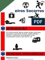 Instrutor de trânsito - Primeiros Socorros.pptx