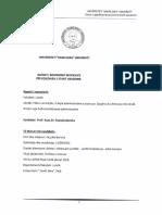 Mësimdhënës Për Lëndët Fillet e Së Drejtës E Dejta Administrative e Avansuar Gjyqësia Kushtetuese Dhe Lëndë Të Tjera Nga Fusha Kushtetuese Administrative.