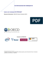 Matriz de Ciencias PISA 2015