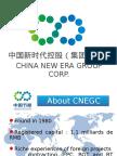 China New Era Project Profile