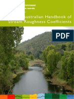 Australianhandbook of Stream Roughness Coefficients