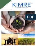 Kimre - Innovative Clean Air Technologies
