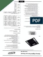 Manual - Balança GTech