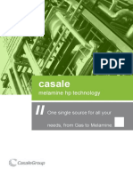 CASALE-GROUP Melamine HP Technology