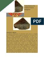 Calendarios de Civilizaciones Antiguas