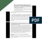 Capitulo 3 Pensemos en Cuestiones Administrativas