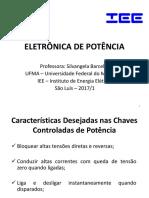 Assunto 03 - Perdas Nas Chaves Semicondutoras
