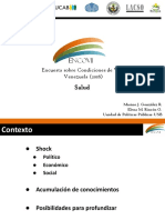 Ucv-ucab-usb. Encovi 2016. Salud