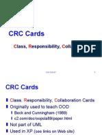 07 UML CRC