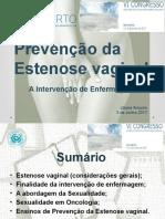 Prevenção da Estenose Vaginal