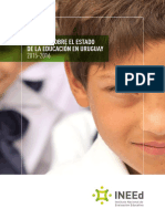 Informe Sobre El Estado de La Educacion en Uruguay 2015 2016