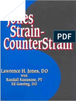 Lawrence H. Jones, Randall S. Kusunose, Edward K. Goering-Jones Strain CounterStrain-Jones Strain Counterstrain Incorporated (1995)