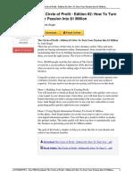 The Circle Profit Edition Passion eBook 51A5D8Kt5wL