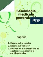 Curs 10 Semiologie
