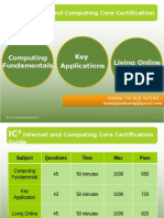 IC3 Computing Fundamental_Operating systems