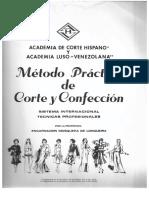 Metodo Practico Corte y Confeccion