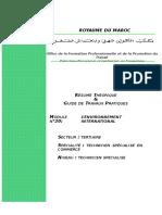 M16 - Environnement International-TSC