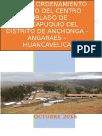 Plan de Desarrollo Urbano c.p. Llancapuquio - Ok