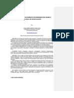 ASENCIO MELLADO, Jose Maria - La Imputacion Como Elemento Determinante Del Modelo Procesal de Investigacion