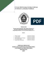 makalah kelompok surat dinas.docx