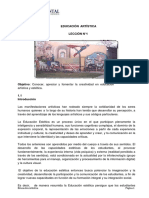 educacionartistica1ao-130913215823-phpapp01