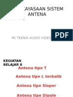 Perekayasaan Sistem Antena 27-06-2015