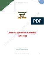 Corso CNC Lezione 8