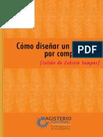 De Subiria Zamper, Julian - Como Diseñar Un Curriculo Por Competencias - 23 Pag