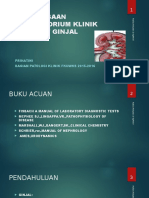 2 Pemeriksaan Laboratorium Klinik Ginjal
