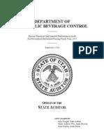 DABC Audit Fiscal Year 2017