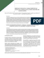 Neurodesarrollo infantil - características normales y signos de alarma en el niño menor de cinco años.pdf