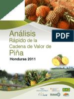 Analisi Rapido de La Cadena de Valor de Piña Honduras 2011 (1)