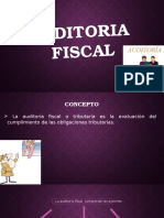 Expocision Auditoria Fiscal