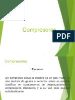 Tipos de Compresores