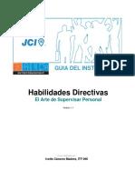 HabilidadesDirectivas TrainerGuide SPA