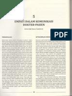 5. Empati Dalam Komunikasi Dokter-Pasien