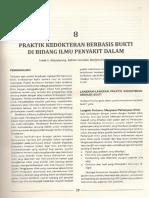 8. Praktik Kedokteran Berbasis Bukti Di Bidang Ilmu Penyakit Dalam